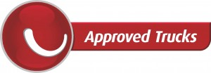Approved trucks
