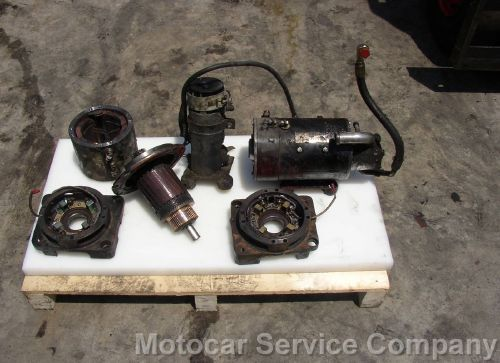 Ремонт на DC мотор