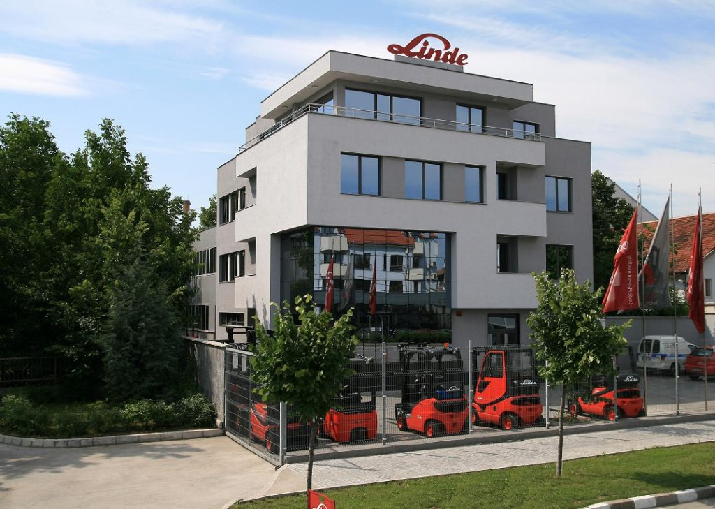 Linde office