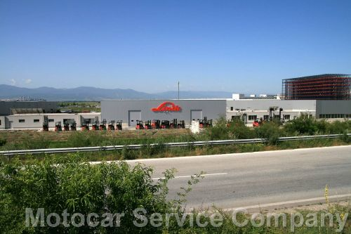 The refurbishing process takes place in the industrial zone Radinovo near Plovdiv.