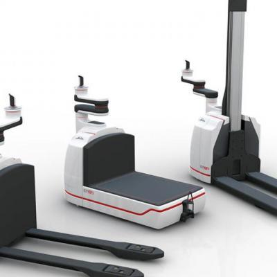 Ново поколение складова подемно-транспортна техника Linde
