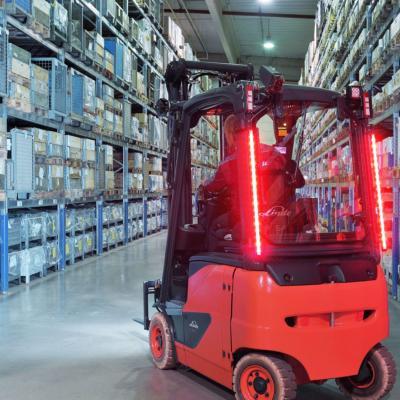Технологията Linde VertiLight и LED ленти