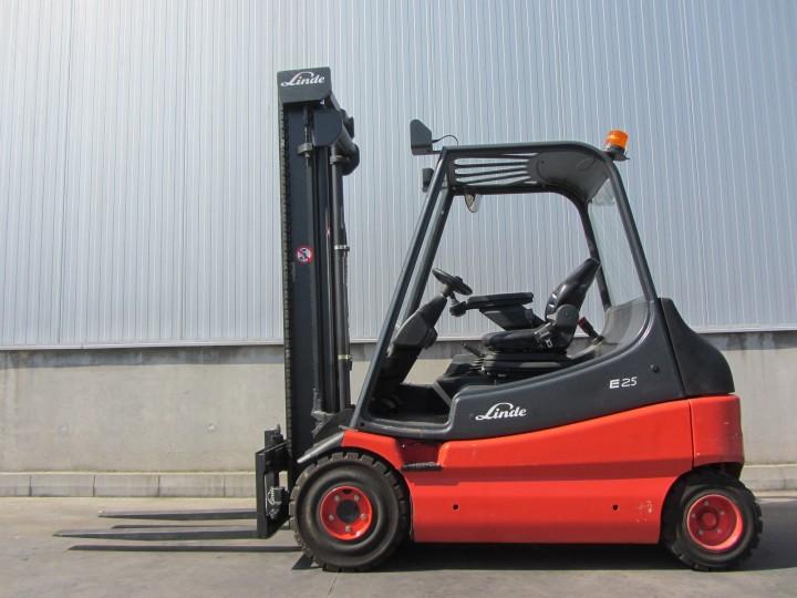 Linde E25 Standart цена €  - 87712781
