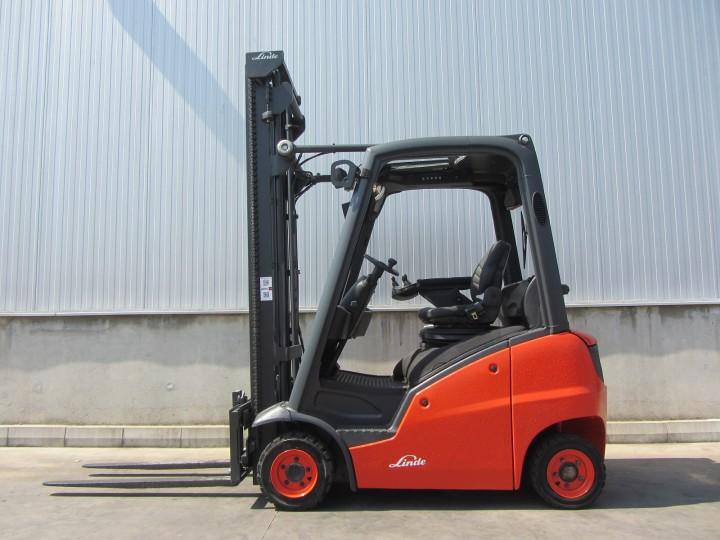 Linde H16D Standart цена €  - 1103858010