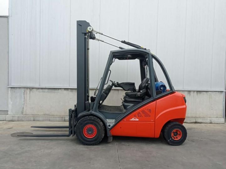 Linde H30T Triplex цена €  - 308128319