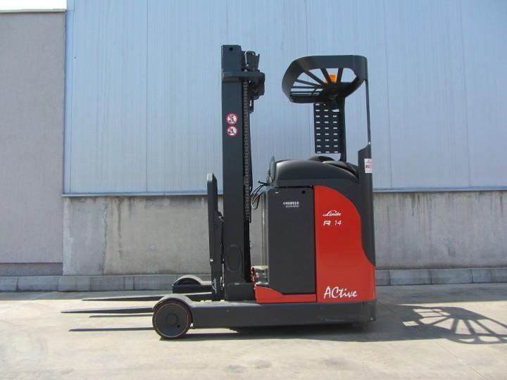 Linde R14N  цена € 580.00 - 1399430832