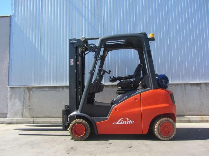 Linde H20T Triplex цена €  - 134504837