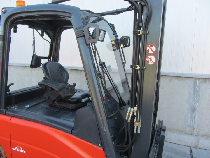 Linde E20PL Triplex цена € 395.00 - 97602715