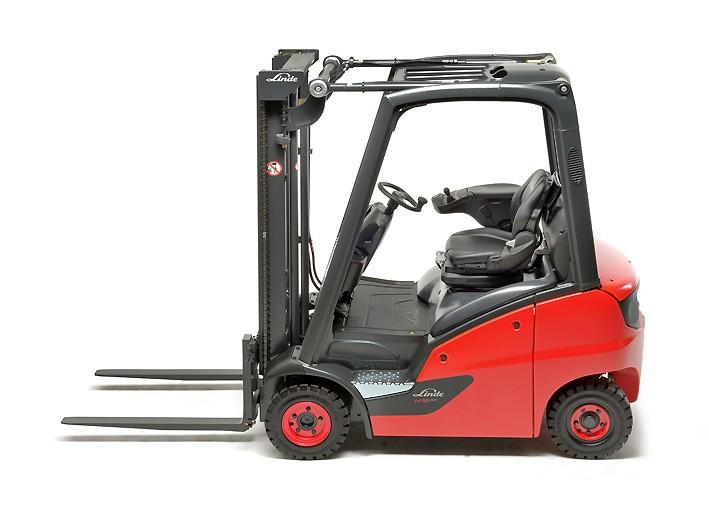Linde H16T Triplex цена € 24,630.00 - 1624516434