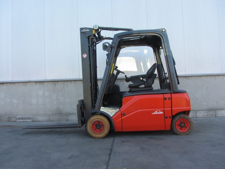 Linde E20PL Triplex цена € 395.00 - 1084865793