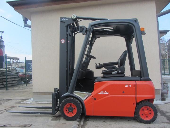 Linde E16 Triplex цена € 383.00 - 23899645