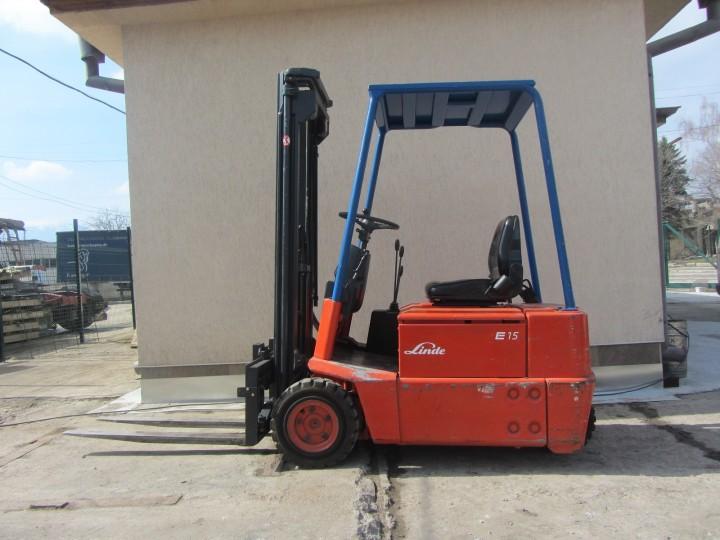 Linde E15 Duplex цена €  - 375240229