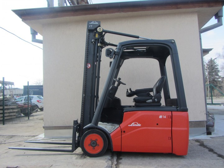 Linde E16 Standart цена € 8,079.00 - 2045706236