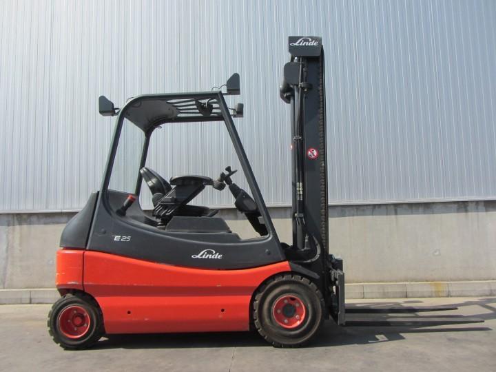 Linde E25 Standart цена €  - 1816148000