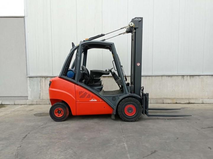Linde H30T Triplex цена €  - 965348647