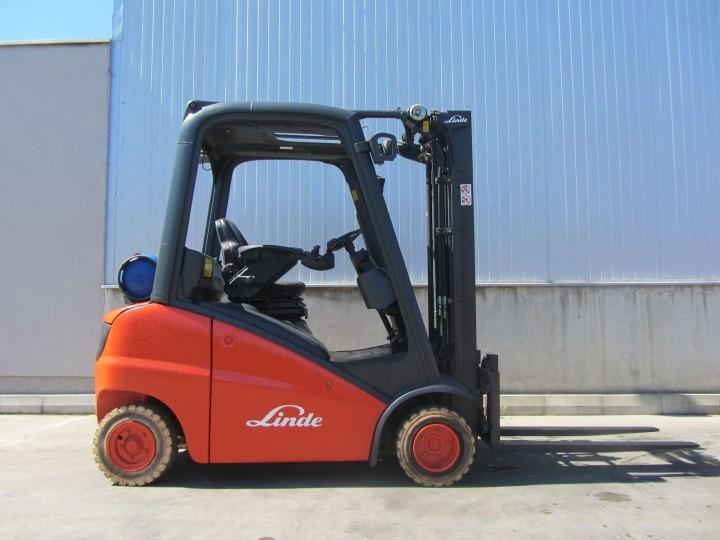 Linde H20T Triplex цена €  - 1002081223