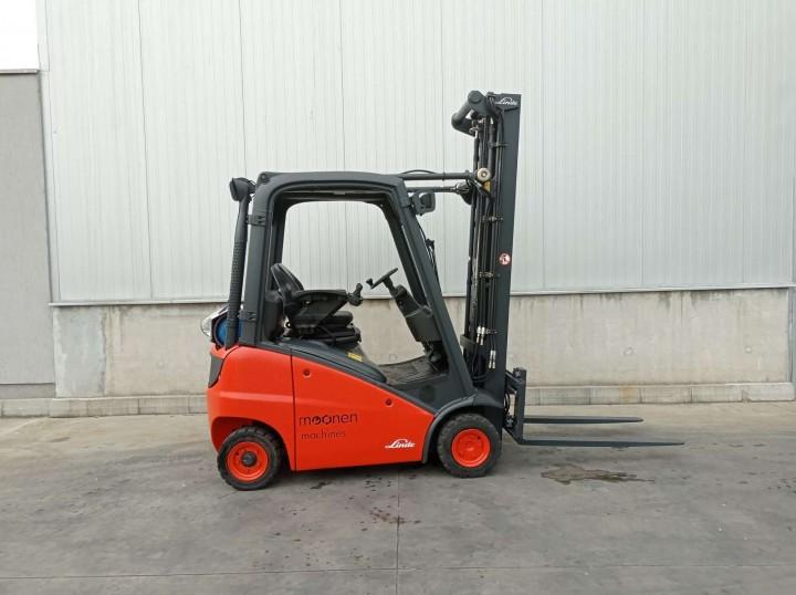 Linde H16T Triplex цена €  - 1732033314