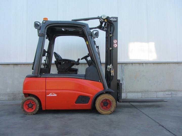 Linde E20PL Triplex цена € 395.00 - 2117129950