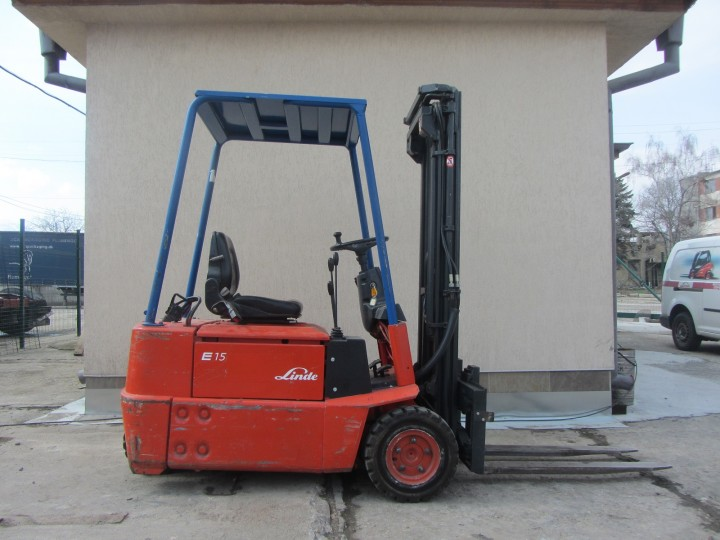 Linde E15 Duplex цена €  - 1875340774