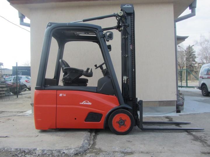 Linde E16 Standart цена € 8,079.00 - 680332425