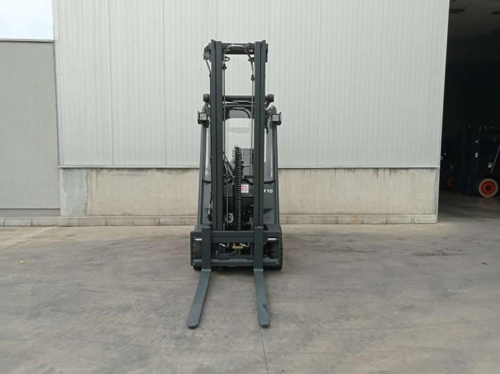 Linde H16T Triplex цена €  - 1249270997