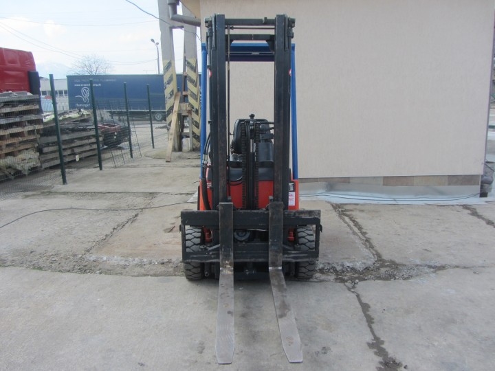 Linde E15 Duplex цена €  - 243414409