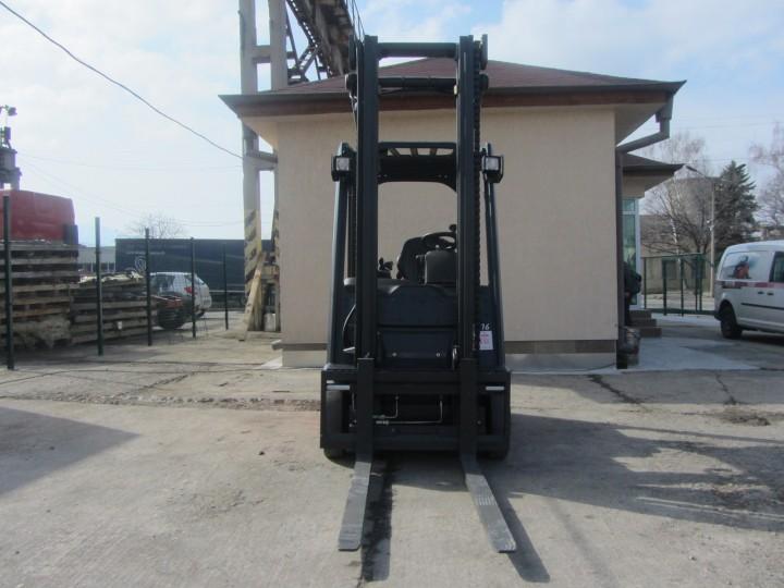 Linde E16 Standart цена €  - 663842504