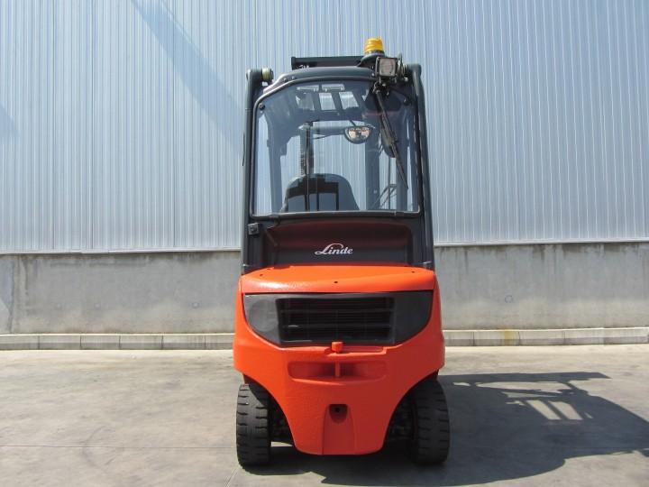 Linde H16D Standart цена €  - 1169909644