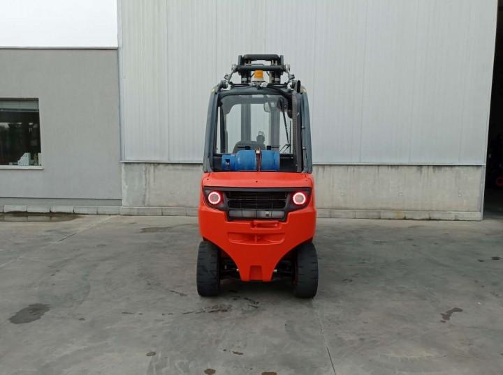 Linde H30T Triplex цена €  - 721811615