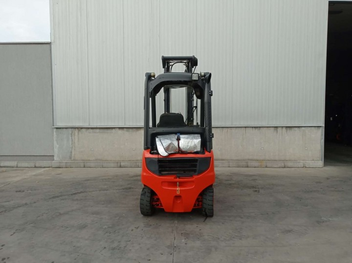 Linde H16T Triplex цена €  - 1369342884