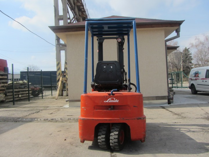 Linde E15 Duplex цена €  - 604576550