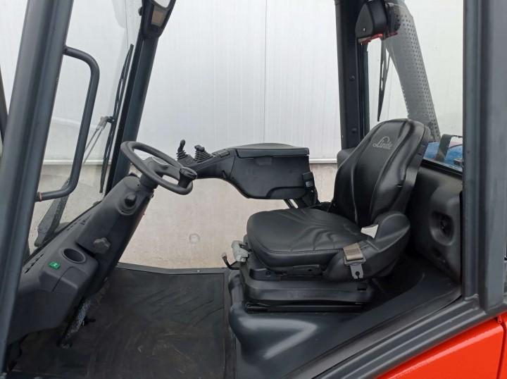 Linde H30T Triplex цена €  - 1389311846