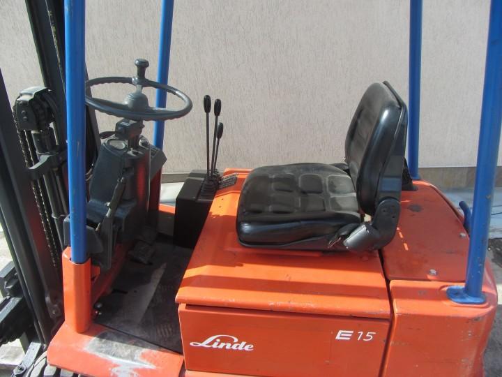 Linde E15 Duplex цена €  - 1304515145