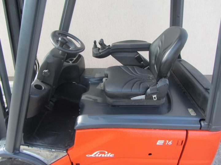 Linde E16 Standart цена € 8,079.00 - 143205201