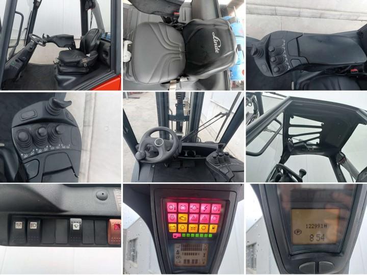 Linde H30T Triplex цена €  - 1575461564