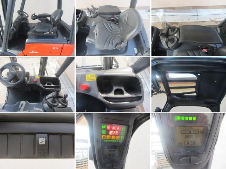 Linde E16 Standart цена €  - 206600297