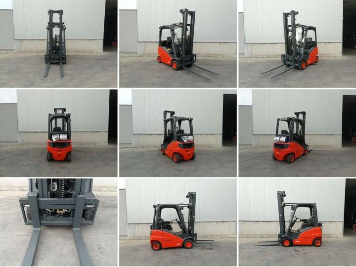 Linde H16T Triplex цена €  - 1559862598