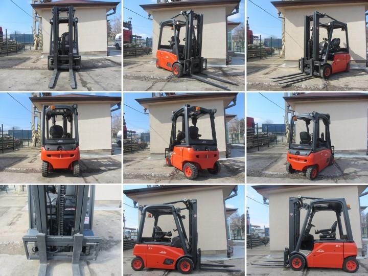 Linde E16 Triplex цена € 383.00 - 139832027
