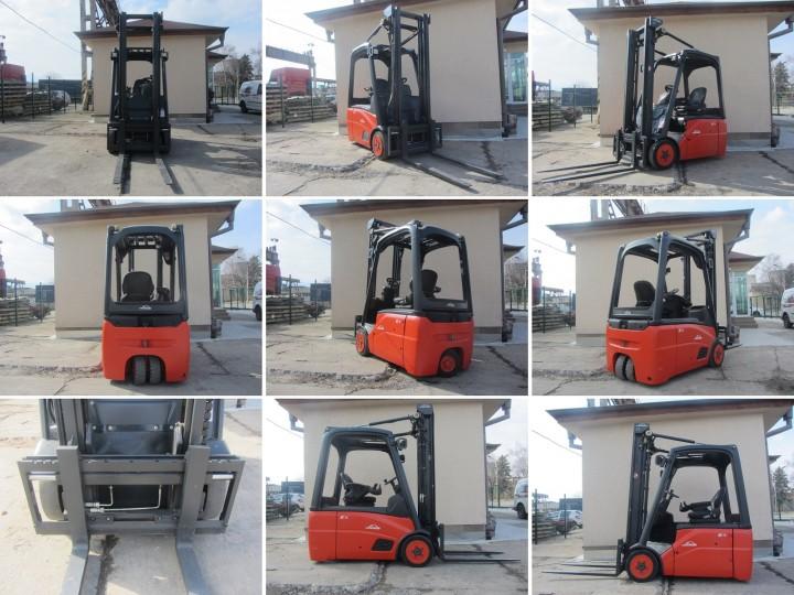 Linde E16 Standart цена € 8,079.00 - 101083546