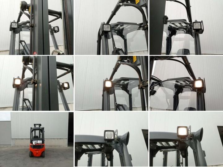 Linde H16T Triplex цена €  - 708580893