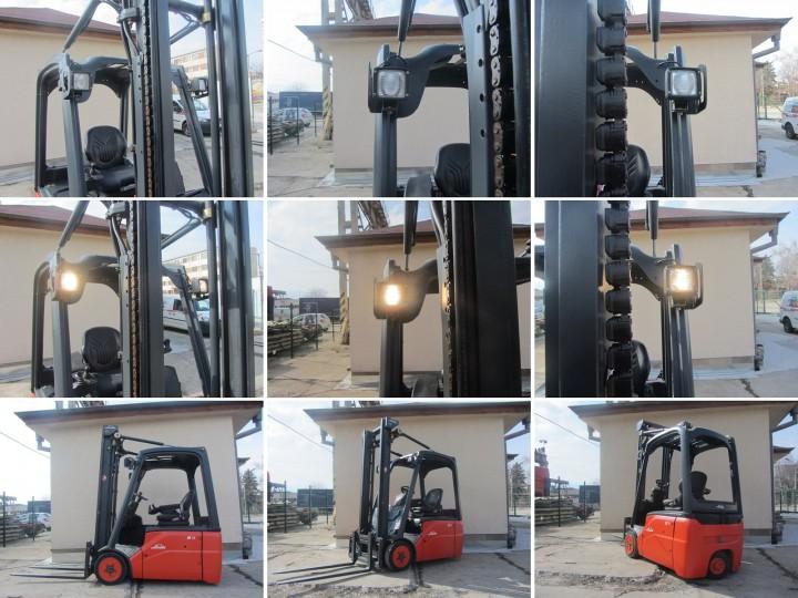 Linde E16 Standart цена €  - 1654509983