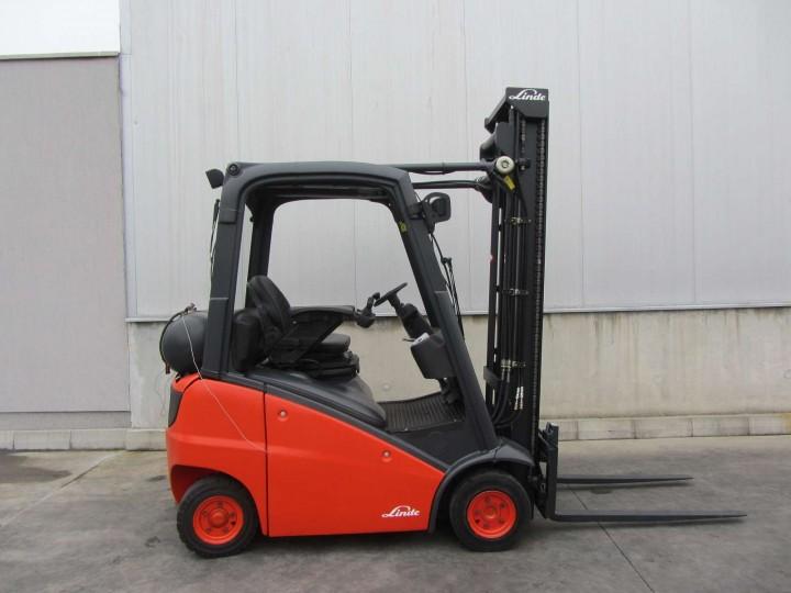 Linde H16T Standart цена €  - 1900720622