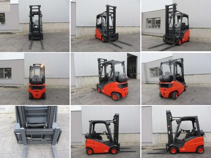 Linde H16T Standart цена €  - 248420111