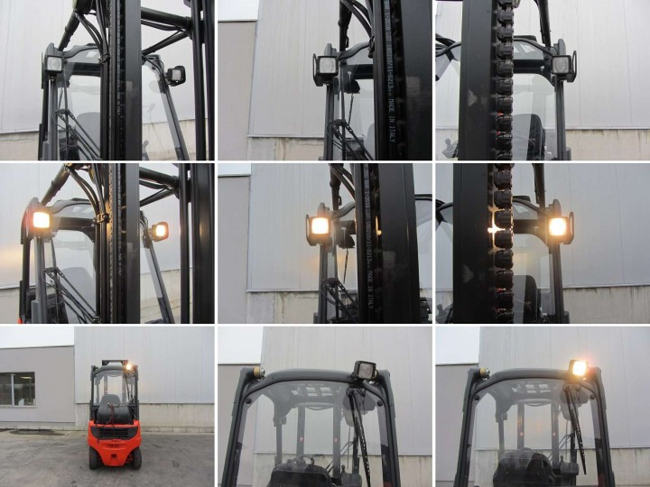Linde H16T Standart цена €  - 1278576784