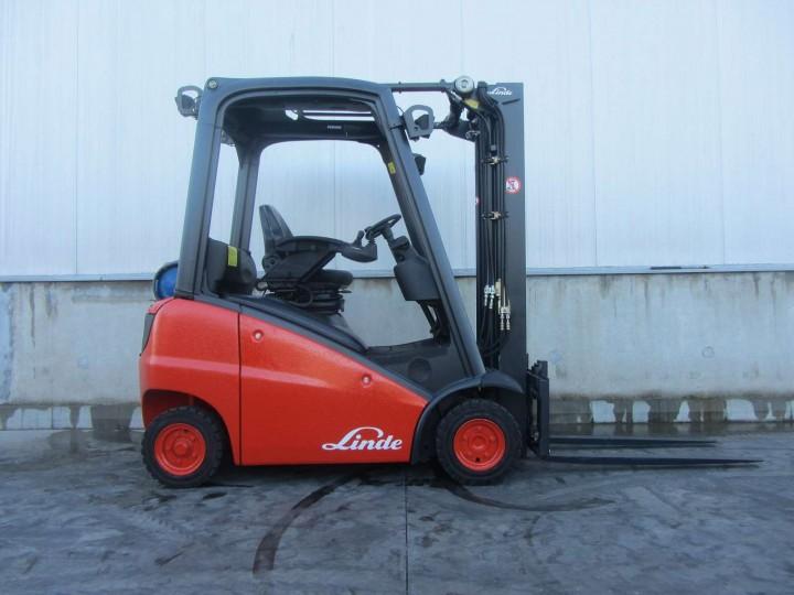 Linde H16T Triplex цена € 10,124.00 - 202744528