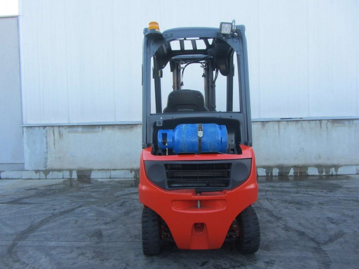 Linde H16T Triplex цена € 10,124.00 - 1140343594