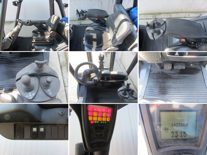 Linde H25T Duplex цена € 11,248.00 - 2032494169