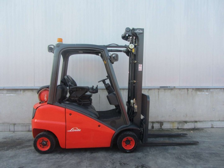 Linde H20T Triplex цена € 9,560.00 - 1746299211