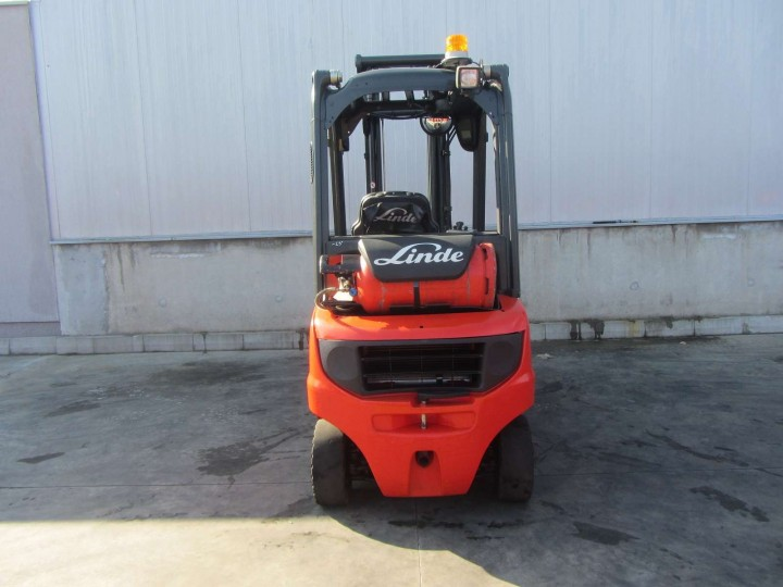 Linde H20T Triplex цена € 9,560.00 - 1477154791