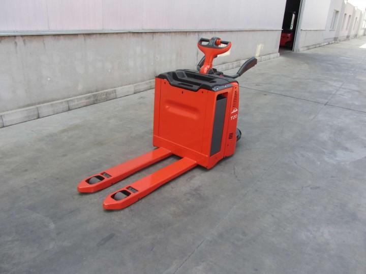 Електрическа количка Linde T20AP  цена € 3,324.00 706714371